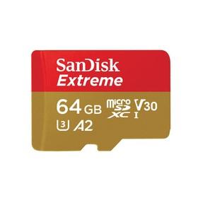Sandisk Extreme microSDXC A