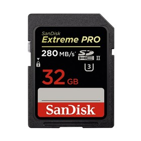 Sandisk Extreme Pro SDHC UH