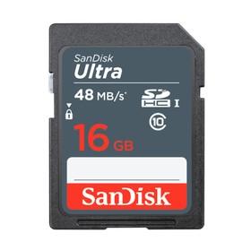Sandisk Ultra SDHC - 16GB