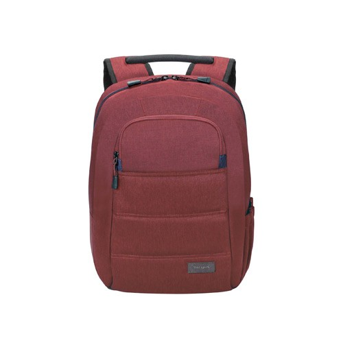 Targus Groove X Compact Backpack for Mac TSB82705-71 - Burgundy