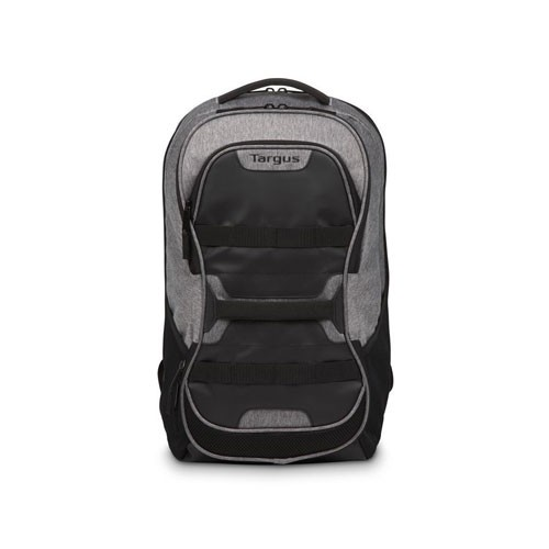 Targus Stamina Fitness Backpack TSB94404AP-70 - Black Grey