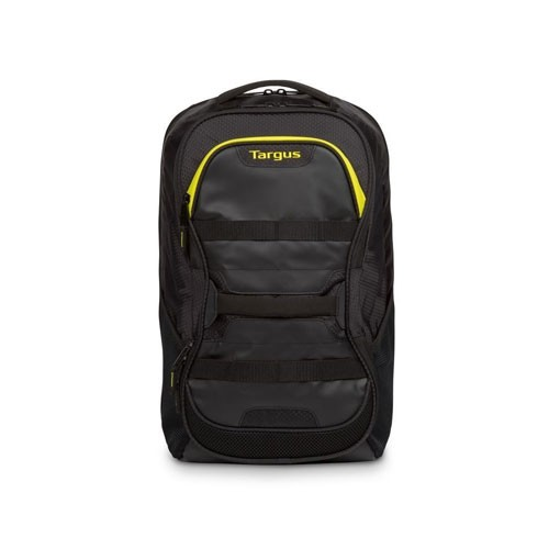 Targus Stamina Fitness Backpack  TSB944AP-70 - Black yellow
