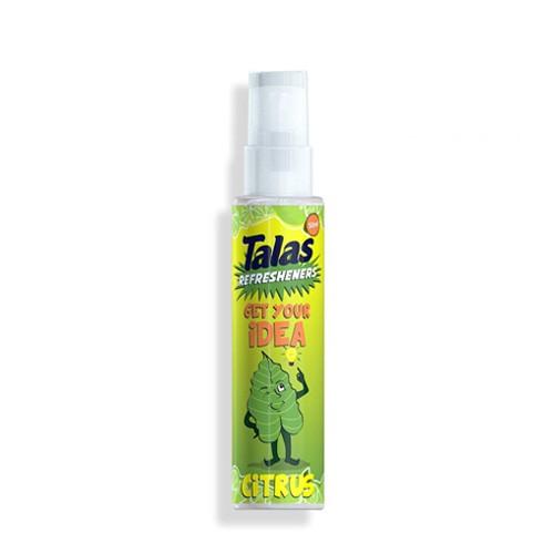 Talas Refresheners Pump Sprayer 50ml - Citrus