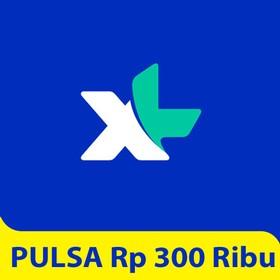 XL Pulsa Rp. 300.000