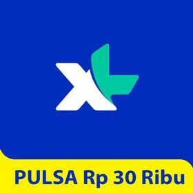 XL Pulsa Rp. 30.000