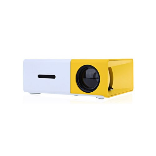 Super Mini Portable LED Projector