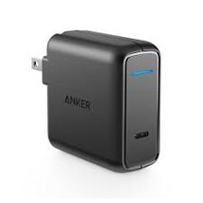 Anker PowerPort Speed 1 USB Type-C Black A2014113
