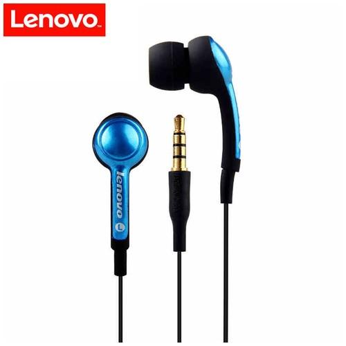 Lenovo In-Ear Headset P165 - Blue