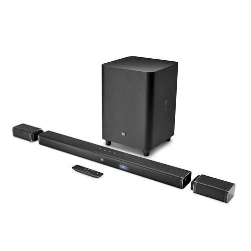 JBL Bar 5.1 Channel 4K Ultra HD Soundbar with True Wireless Surround Speakers