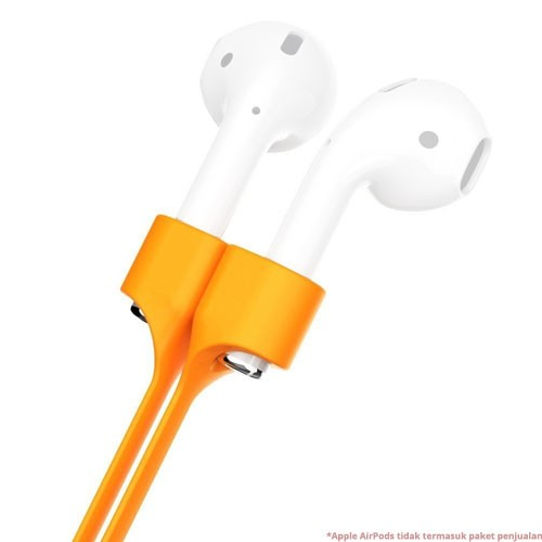 Baseus Magnetic Clasp Earphone Strap for AirPods ACGS-A06 - Orange