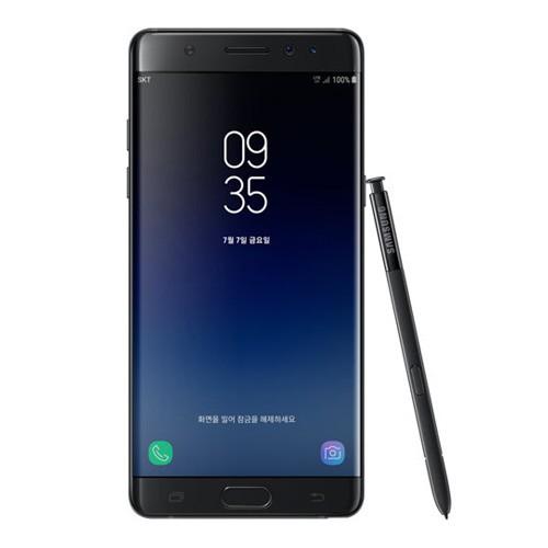 Samsung Galaxy Note FE - Black Onyx
