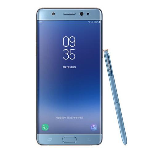 Samsung Galaxy Note FE - Blue Coral