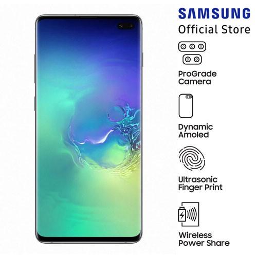 Samsung Galaxy S10+ Prism Green (128GB)