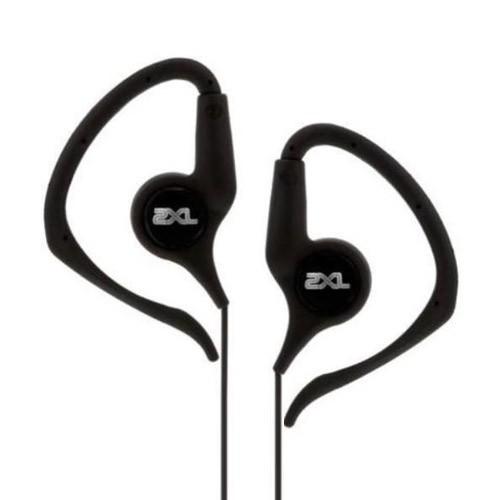 2XL Groove Earbud Headphones 2XL X4GVCZ-806 - Matte Black