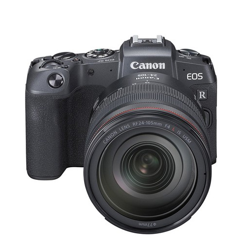 Canon EOS RP Mirrorless Digital Camera with Lens 24-105mm