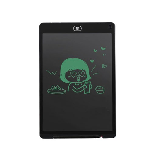 12 Inch Digital LCD Writing Tablet Drawing Board Handwriting Pads Paperless Magic Eraser with Stylus for Kids and Business