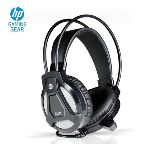 HP Headset Gaming H100 - Black