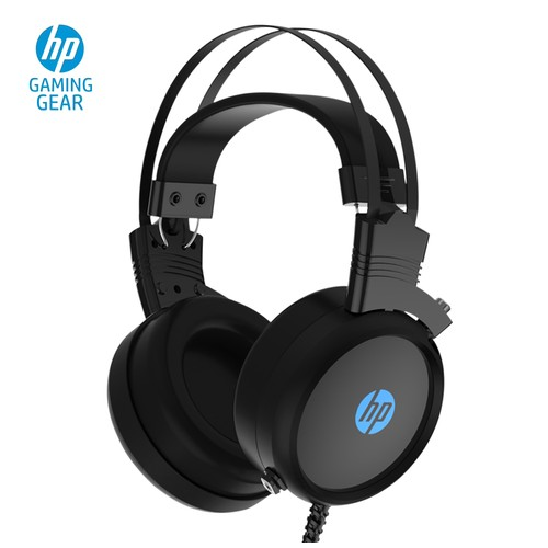 HP Headset Gaming H120 - Black