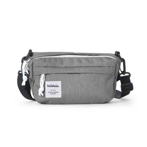 Hellolulu Hollis Mini All-Day Bag - Dark Gray