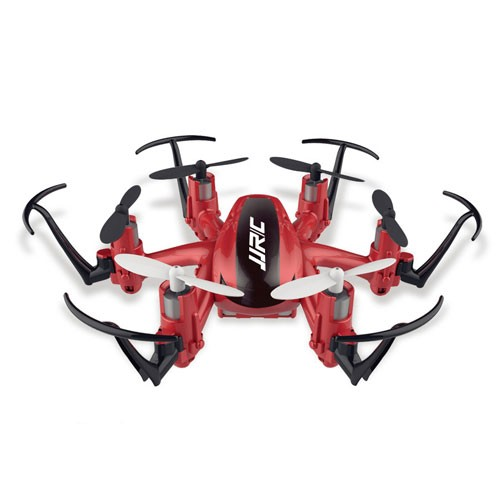 JJRC H20 Mini Drone Hexacopter 6 Axis - Red