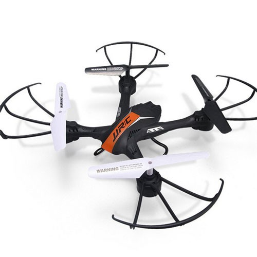 JJRC H33 Quadcopter Drone - Black/Red