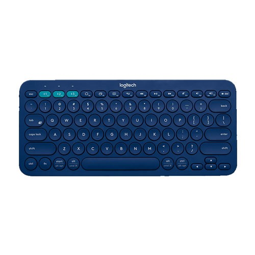 Logitech Multi Device Keyboard K380 - Blue