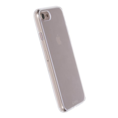 Krusell Kivik Clear Cover for iPhone 7 - Transparent