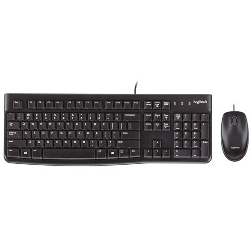 Logitech Combo Desktop - MK120