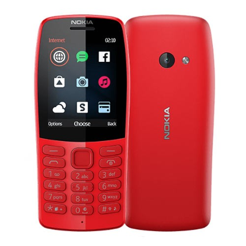 Nokia 210 - Red