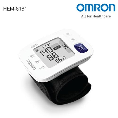Omron Blood Pressure Monitor HEM-6181