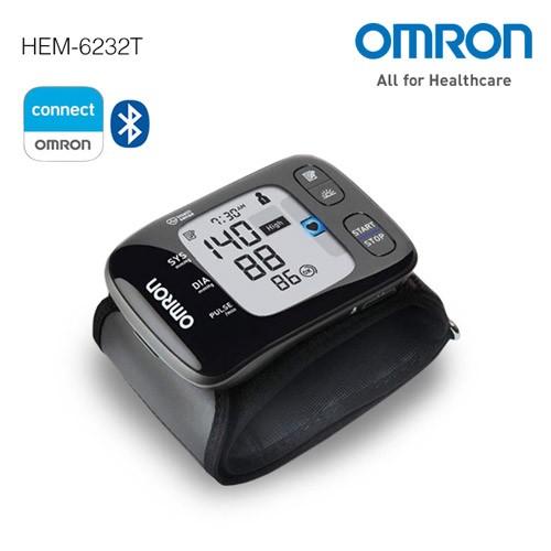 Omron Blood Pressure Monitor HEM-6232T