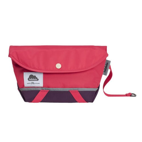 Paxton Mini Messenger Bag - Wild Strawberry
