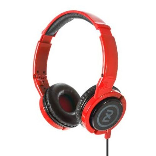 2XL Phase Over Ear Headphone X6FTFZ-827 - Red
