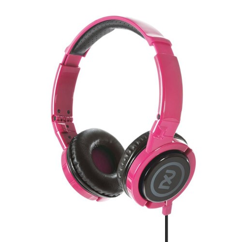 2XL Phase Over Ear Headphone X6FTFZ-825 - Pink