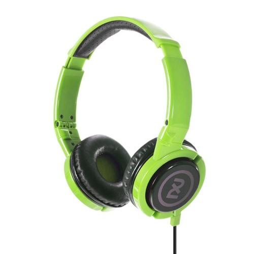 2XL Phase Over Ear Headphone X6FTFZ-823 - Green