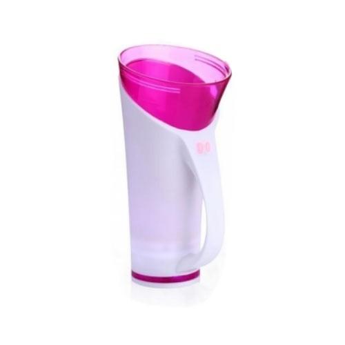 Gelas Pintar (Mengukur Temperatur dan Waktu Minum)