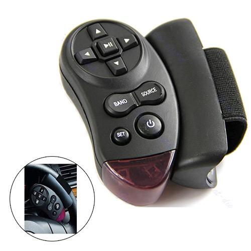 Remot Kontrol Multimedia Inframerah Stir Mobil CR-002 - Black