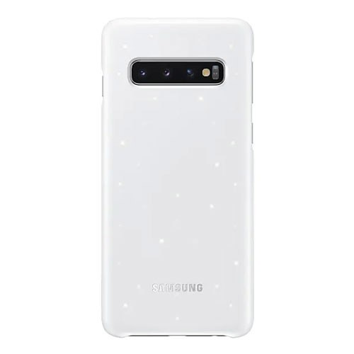 Samsung LED Cover Case for Galaxy S10 - White