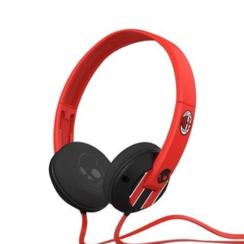 Skullcandy Uprock On-Ear With Mic 1 SGURFY-124 AC Milan - Red Black