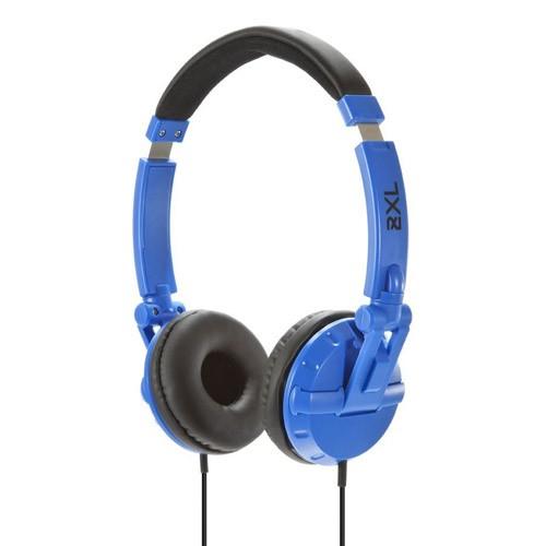 2XL Shake Down On-Ear Headphone X5SHFZ-821 - Blue