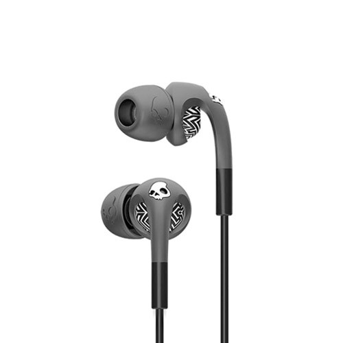 Skullcandy Boomshell In-Ear With Mic 2 S2FXGM-412 - Geo Black Chrome