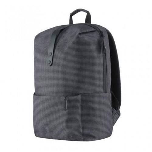 Xiaomi Bag Preppy Style Casual Backpack (New Version) - Black