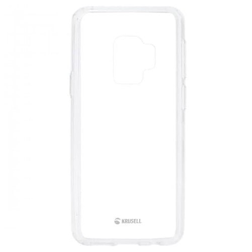 Krusell Bovik Cover For Samsung Galaxy S9 - Transparent