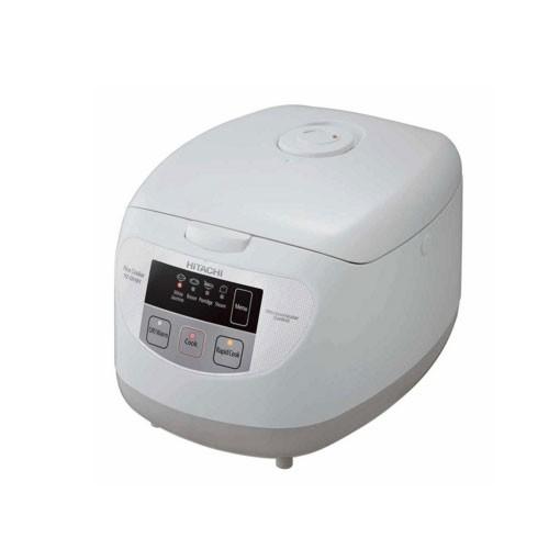 Hitachi Rice Cooker RZ-ZH18Y - White
