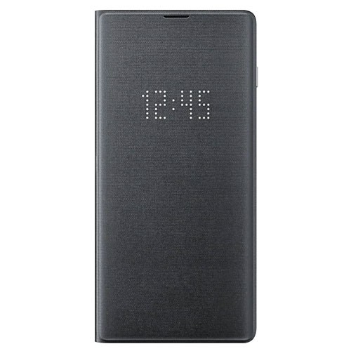 Samsung LED View Cover Case for Galaxy S10+ Black