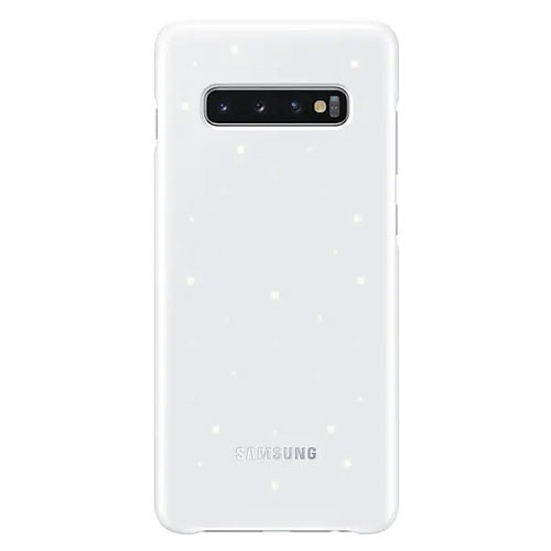 Samsung LED Cover Case for Galaxy S10+ White