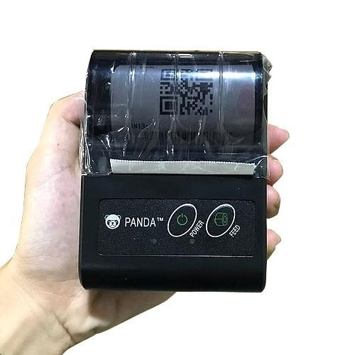 Mini Thermal Printer PRJ-58B (Free 10 Roll)