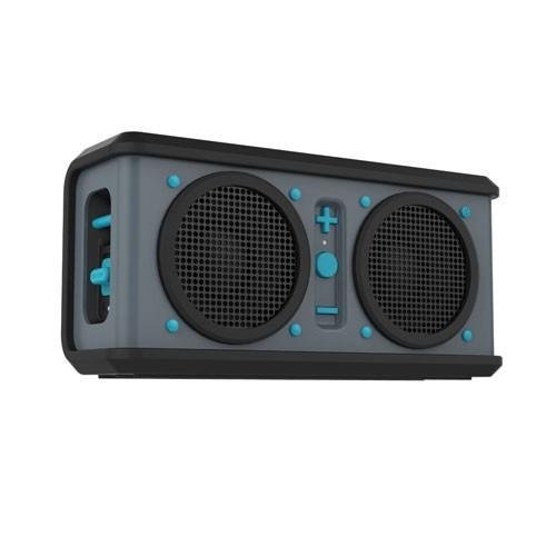 Skullcandy Bluetooth Speaker Air Raids S7ARFI-422 - Gray Black Hotblue