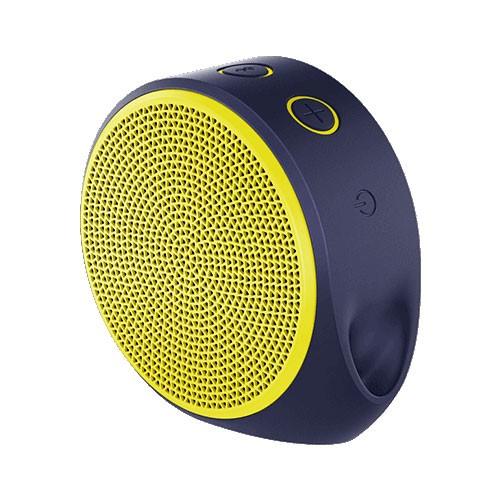 Logitech Wireless Speaker X100 - Purple/Yellow