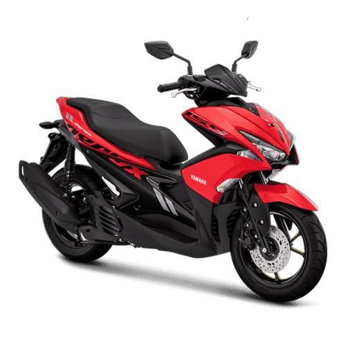 Yamaha Sepeda Motor Aerox 155cc VVA - Red (Tangerang)